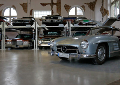 Classic Car Collection Babenhausen