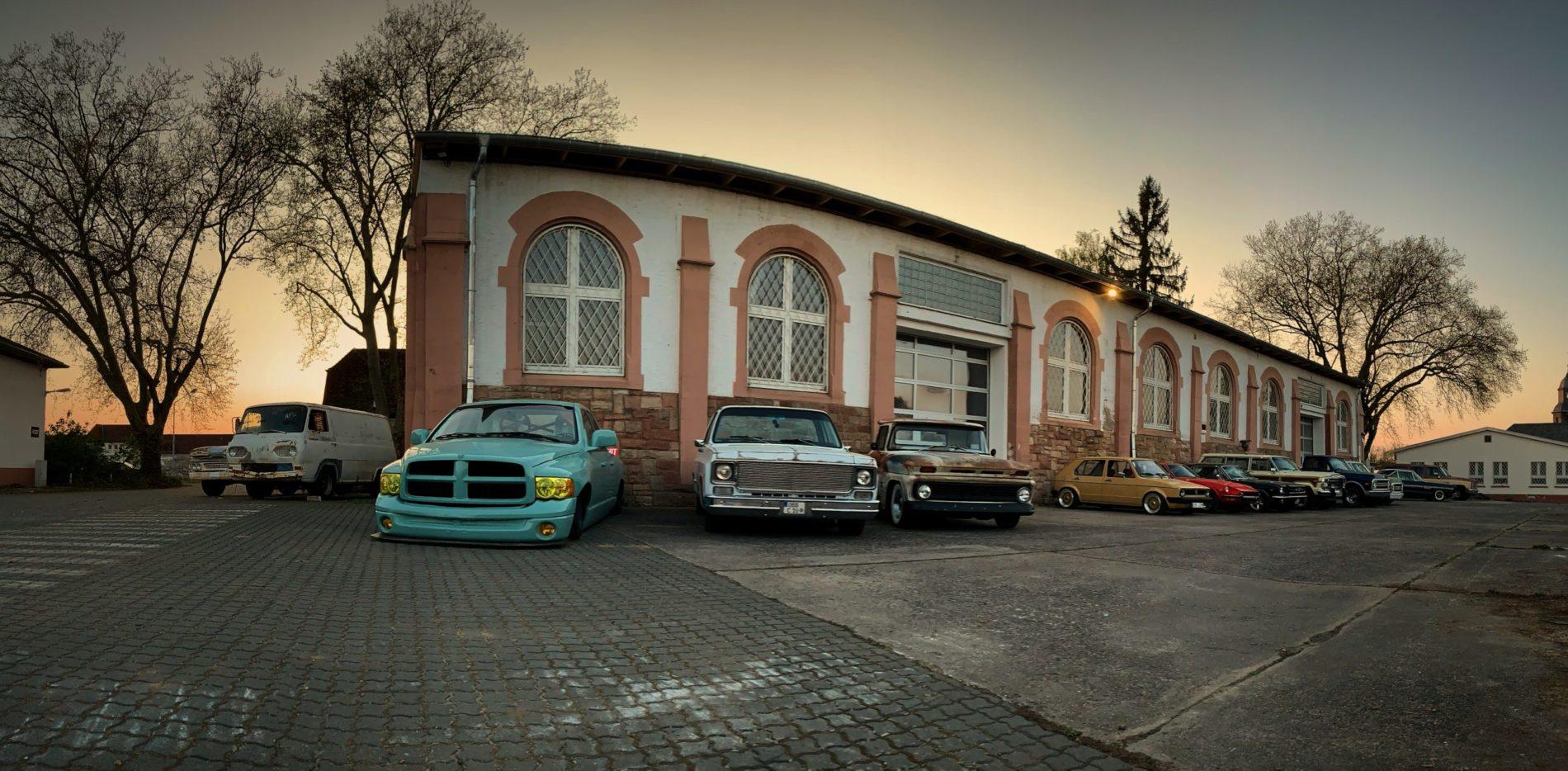 Classic Car Collection Babenhausen